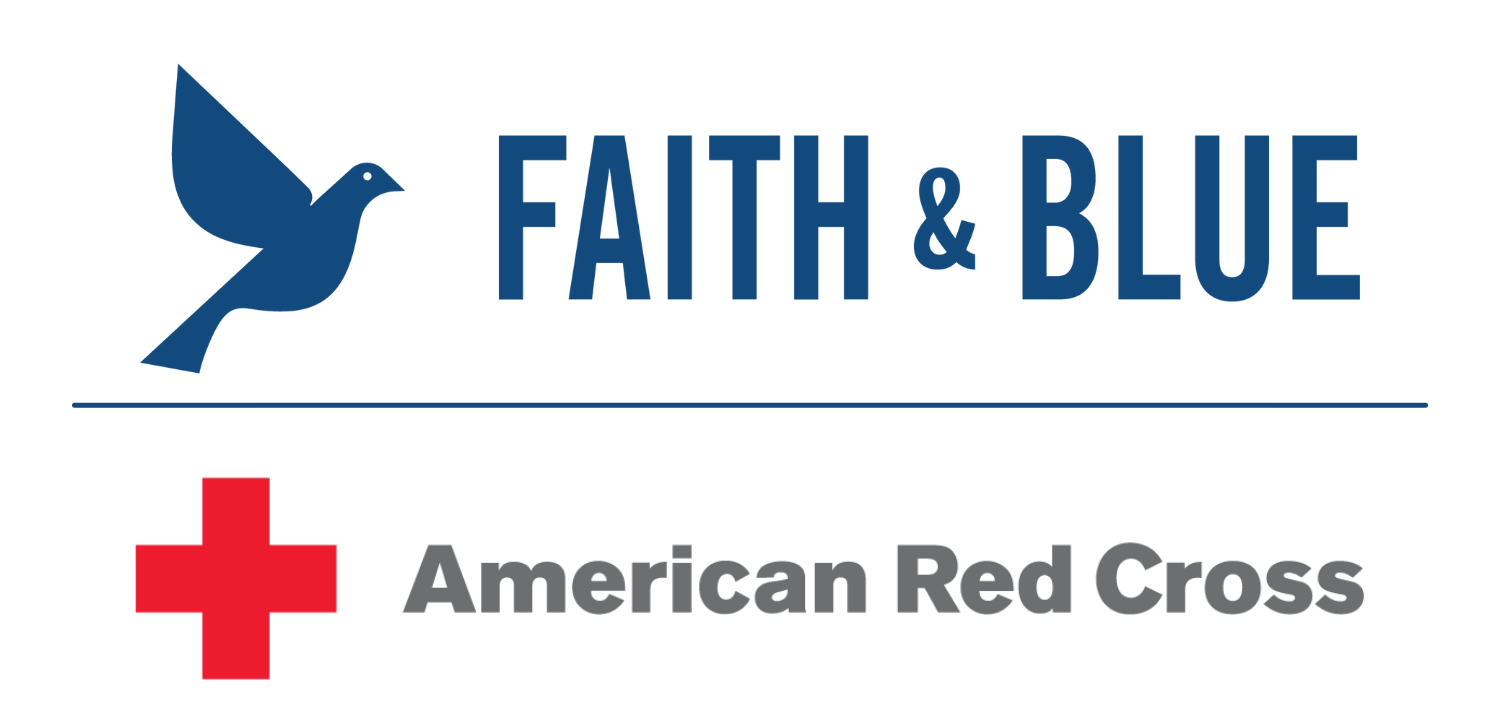 Faith & Blue Collaborates with American Red Cross